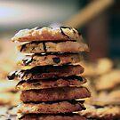 Cookie Tower by Kasia Fiszer