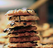 Cookie Tower by Kasia Fiszer