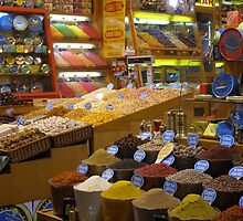 Spice Market in Istanbul by PurpleHeaven