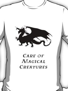Care of Magical Creatures  T-Shirt