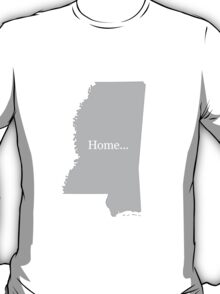 Mississippi Home Tee T-Shirt