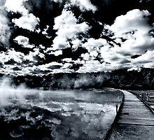 We All Walk the Same Path by Peter Kurdulija