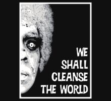Omega Man - We Shall Cleanse the World by Fitcharoo