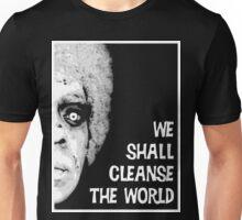 Omega Man - We Shall Cleanse the World Unisex T-Shirt