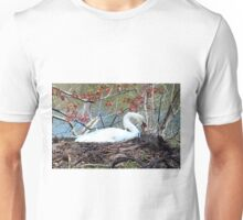 Mother Swan Unisex T-Shirt