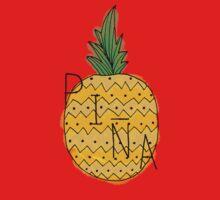 La Pineapple Kids Clothes
