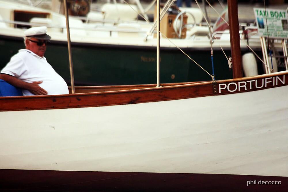 Captain Portufin by phil decocco