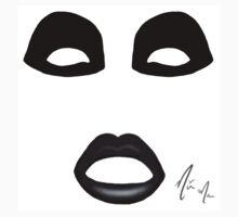 Sharon Needles - Minimalist Queens by PaintedForFilth