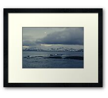 Hardikambur, Olafsvik, Snaefellsnes, Iceland Framed Print