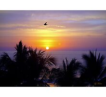 Another Glorious Mexican Sunset Photographic Print