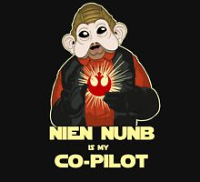 Nien Nunb is my Co-Pilot T-Shirt