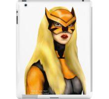 Artemis as Tigress fanart  iPad Case/Skin