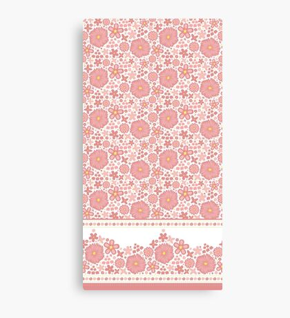 Sweet Spring Blossoms Canvas Print