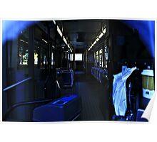 Inside Bus Poster