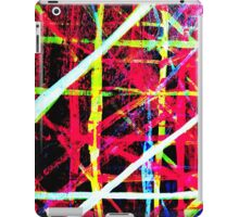 Stripy Lines 2 iPad Case/Skin