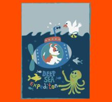 Deep sea expedition Kids Clothes