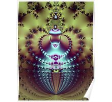Potion Perception - Perfume Fractal Poster