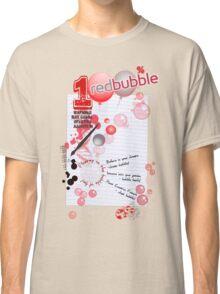 BUBBLELiCiOUS - VOTE for RedBubble! Classic T-Shirt