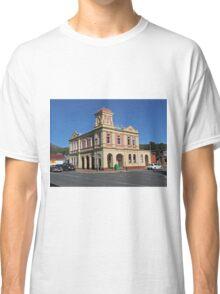 Post Office, Queenstown, Tasmania Classic T-Shirt