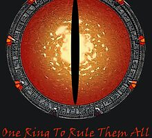 One Ring, Every Planet by Zombiepan