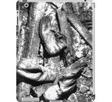 Boots. iPad Case/Skin
