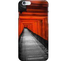 Fushimi Inari Shrine iPhone Case/Skin