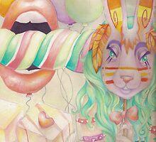 Sweet Anonymity by Katherine O'Harrow