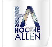 Hoodie Allen Poster