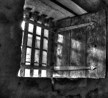 Through the window. by Ian Ramsay
