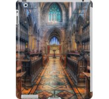 Life and Promises iPad Case/Skin