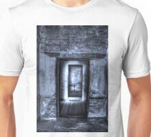 Two doors. Unisex T-Shirt