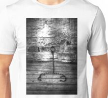 Welcoming arms. Unisex T-Shirt