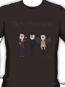 Team Trenchcoat (superwholock) T-Shirt