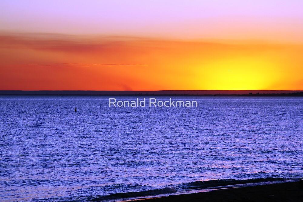 Smoke On The Horizon by Ronald Rockman
