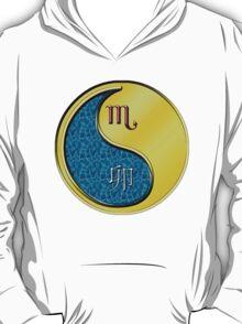Scorpio & Rabbit Yin Metal T-Shirt