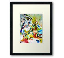 'kellogs' Framed Print