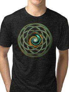 'Swirl Knot' Tri-blend T-Shirt
