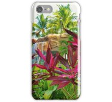 Tropical Oasis iPhone Case/Skin
