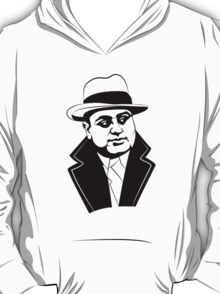 Al Capone Portrait T-Shirt