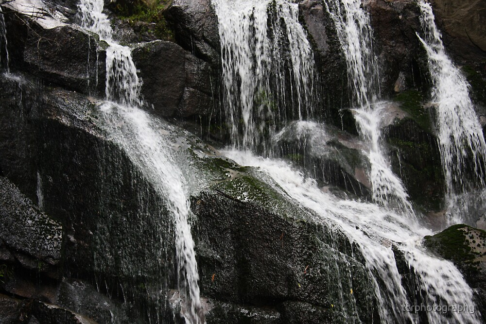 Waterfall by tcrphotography