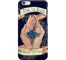 Just off the Key of Reason iPhone Case/Skin
