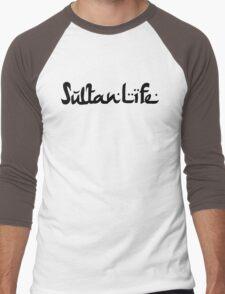 sup   Sultan Life crew. Men's Baseball ¾ T-Shirt