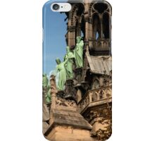 Among The Gargoyles iPhone Case/Skin
