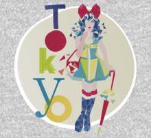 Fashion Tokyo City Woman  Kids Clothes