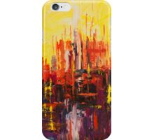 ABSTRACT - Castle Reflections - 2015 iPhone Case/Skin