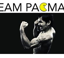 Team Pacman by chiloy