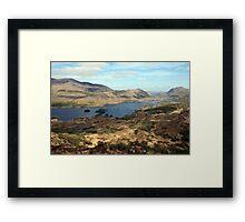 Killarney lakes 2 Framed Print