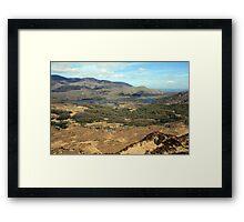 Killarney lakes 4 Framed Print