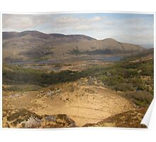 Killarney lakes 6 Poster