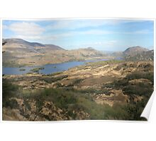 Killarney lakes 8 Poster
